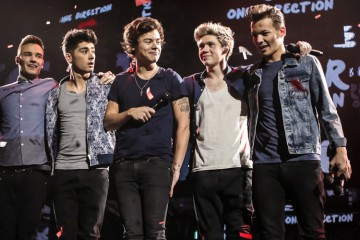 One Direction (1D). Foto: Universal International Pictures