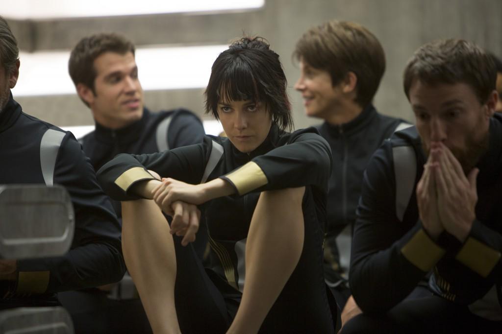 Joanna Mason (Jena Malone) i «Hunger Games: Catching Fire». Foto: Lionsgate.