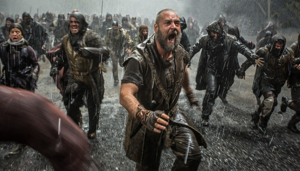 Noah (Russel Crowe) i filmen med samme navn. Foto: United International Pictures