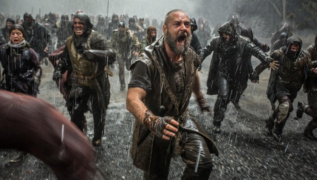 Noah (Russel Crowe) i filmen med samme navn. Foto: United International Pictures