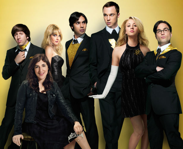 The Big Bang Theory, sesong 8
