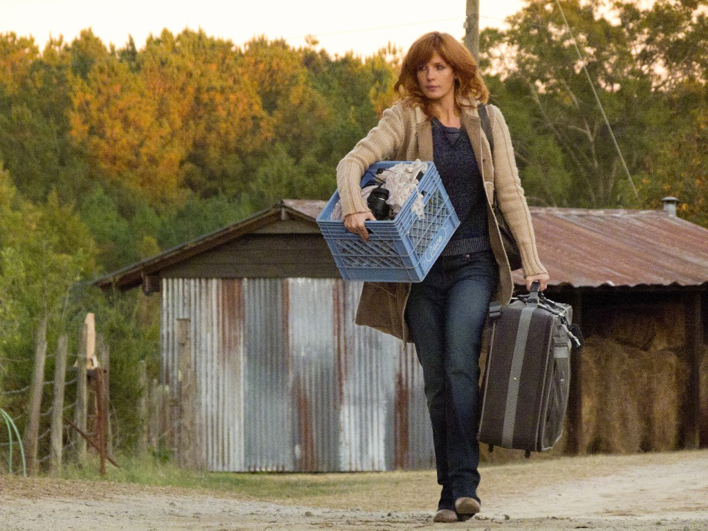 Kelly Reilly som Nicloe i «Flight». Foto: United International Pictures