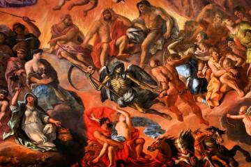 helvete, fortapelse, dom, apokatastasis, pine, død, anihilasjon