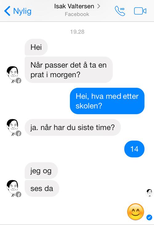 Skam NRK Ivar