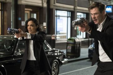 Men In Black:International actionbilde