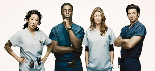 Grey´s Anatomy naturalisme