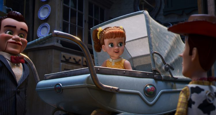 Toy Story 4 aktualisering Gabby Gabby