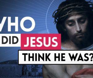 Hvem hevdet Jesus at han var