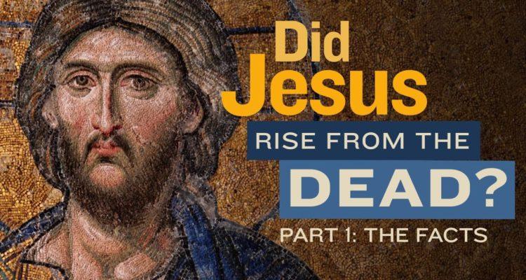 Stod Jesus opp fra de døde