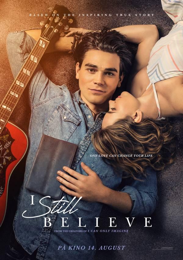 I Still Believe - filmplakat